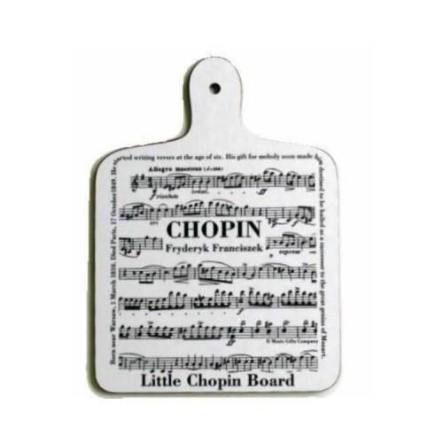 Küçük Chopin Kesme Tahtası