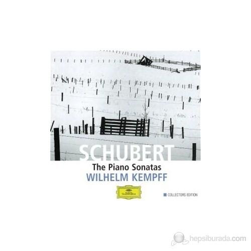Wilhelm Kempff - Schubert:The Piano Sonatas (7 Cd)