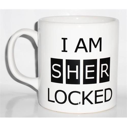 Köstebek I Am Sher Locked Kupa