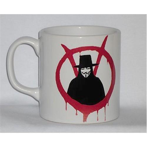 Köstebek V For Vendetta Kupa
