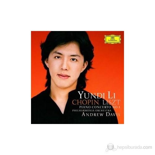 Yundi Li - Chopin And Liszt: Piano Concertos