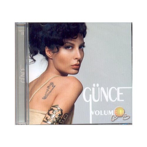 Volume 2 (günce) Cd