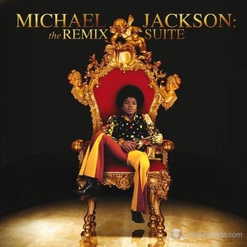 Michael Jackson - The Remix Suite (Slidepack)