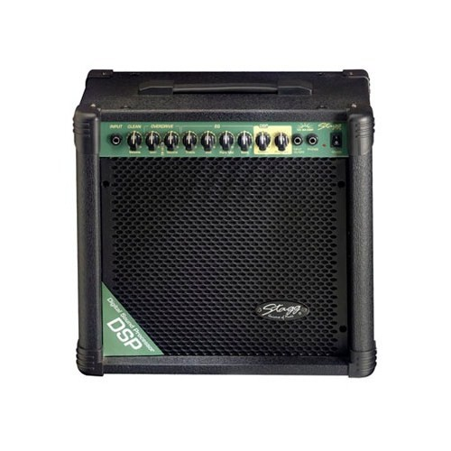 Stagg 40 Ga Dsp Gitar Amplifikatör