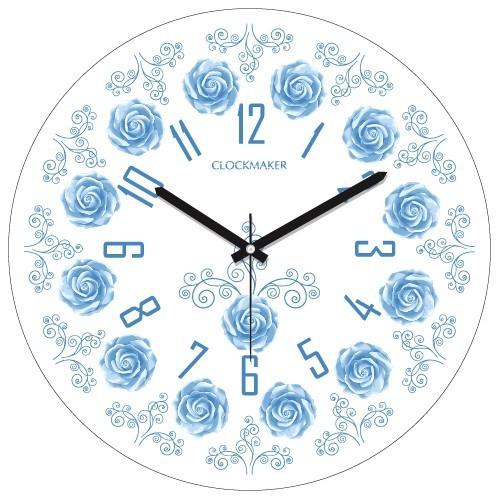Clockmaker By Cadran 30X30 Mdf Duvar Saati Cmm130