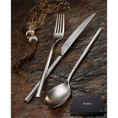 Aryıldız De Luxe Mat 89 Parça Kutulu Yemek Takımı