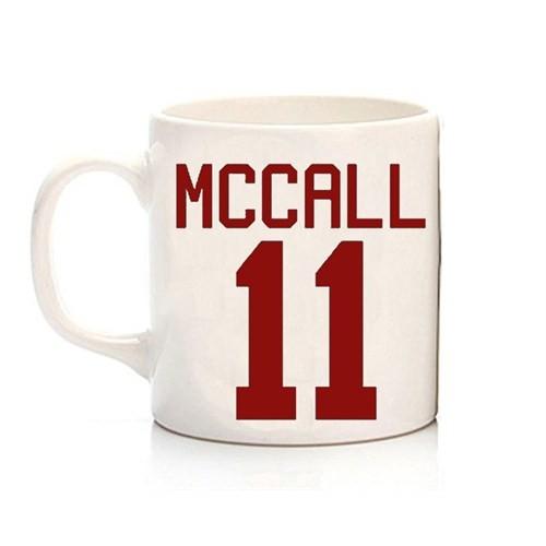 Köstebek Teen Wolf - Mccall 11 Kupa