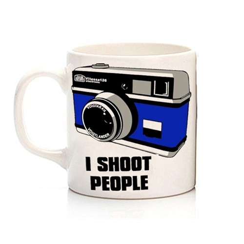 Köstebek I Shoot People Kupa