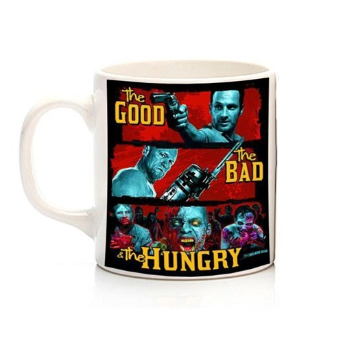 Köstebek Walking Dead - The Good The Bad And The Hungry Kupa