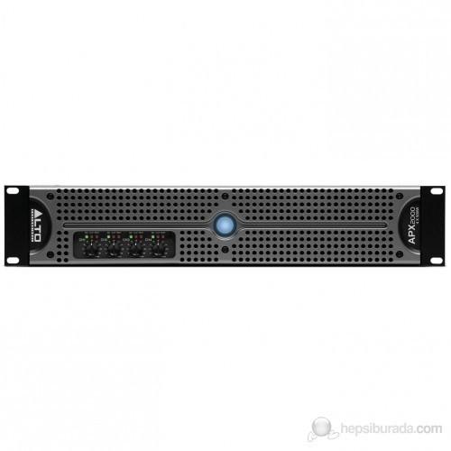 Alto APX2000 4 Kanal Power Ampilifikatör