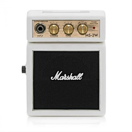 İmecemuzik Marshall Ms-2W-E Mini Elektro Gitar Amfisi
