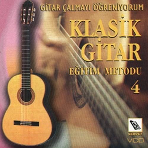Vcd Klasik Gitar Metodu 4