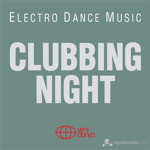 Electro Dance Music - Clubbing Night