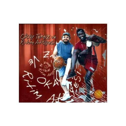 Ritim Atölyesi (okay Temiz) (cd)
