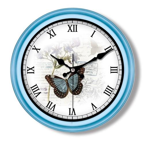 Clocktime By Cadran Retro Vintage Duvar Saati Ct90