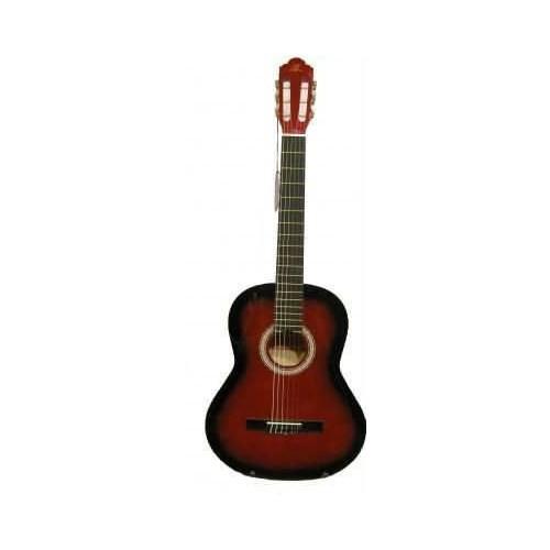 Barcelona Lc 3600 Rds 3/4 Klasik Gitar Kırmızı