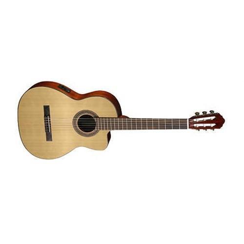 Cort Ac120Ceopw Elektro Klasik Gitar (Çantalı)