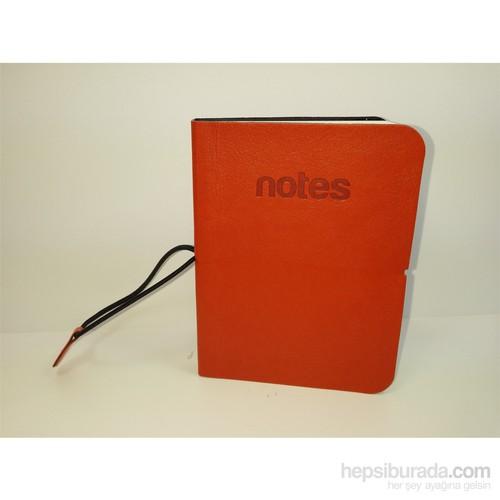 Make Notes Orta Boy Defter Klasık Orange