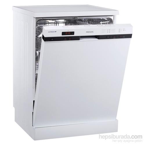 Regal DISH XL 602 S A+ 6 Programlı Silver Bulaşık Makinesi