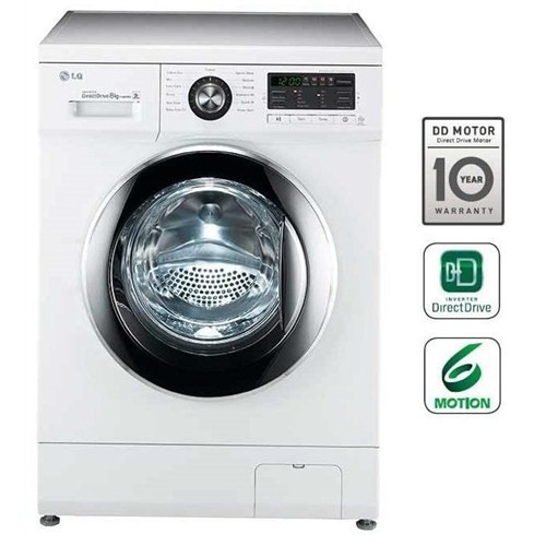 LG F1296TDP3 A+++ 8 kg 1200 Devir Çamaşır Makinesi