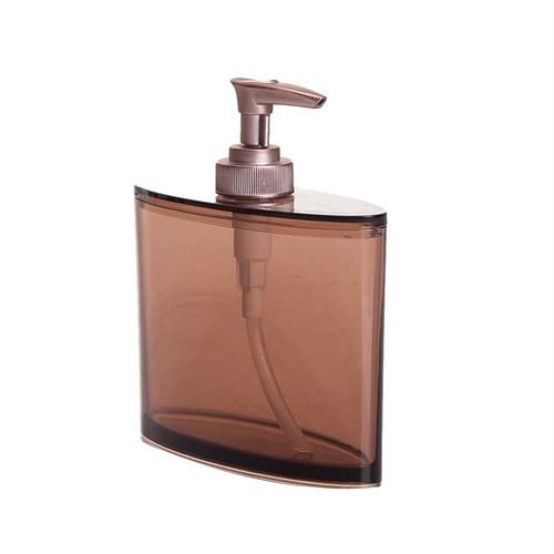 Bosphorus Kahverengi Akrilik Sıvı Sabunluk