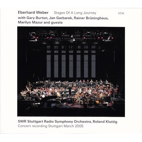 Eberhard Weber - Stages Of A Long Journey Cd