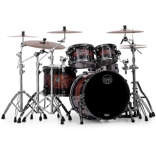 MAPEX SNM529XFBSWV Saturn IV MH Exotic Serisi Davul