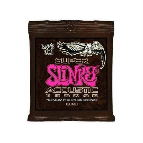 Ernie Ball P02148 Super Slinky Bronze 11-52