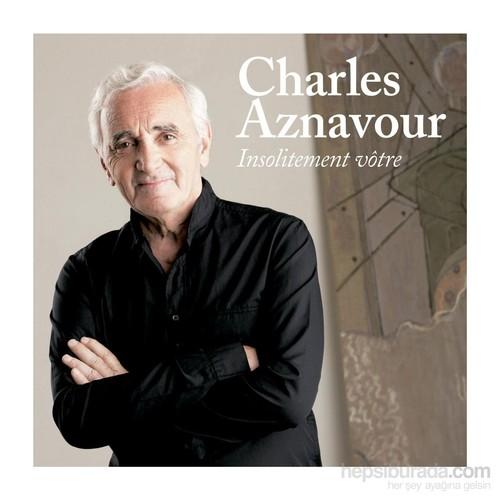 Charles Aznavour - Insolitement Votre Cd