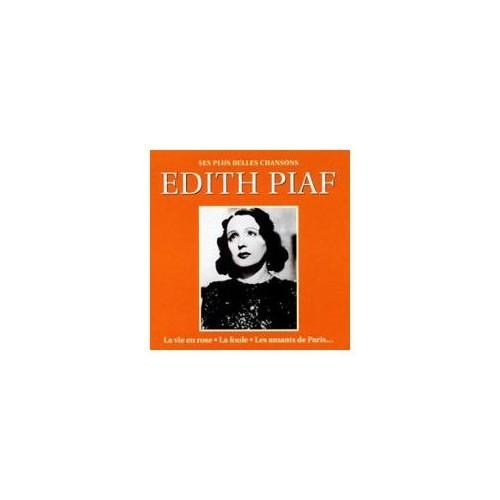 Edith Piaf - Ses Plus Belles Chansons Cd