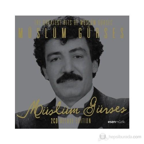 Müslüm Gürses - The Greatest Hits Of Müslüm Gürses (2 CD)