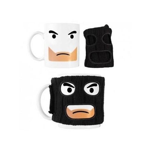 Buffer Maskeli Ninja Kupa Bardak Mugga Mug