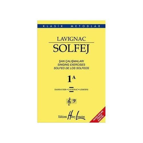 Klasik Metodlar / Lavignac 1A