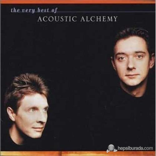Acoustic Alchemy - The Very Best Of