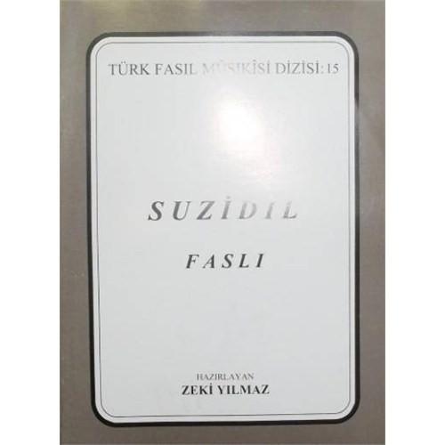Türk Fasıl Musiki Dizisi Suzidil Cgm-017