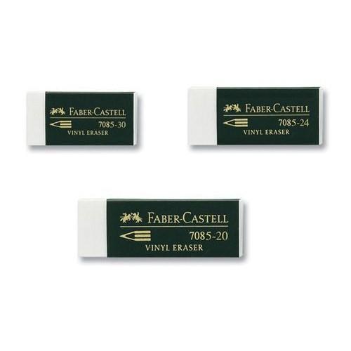 Faber-Castell 7085/20 Beyaz Silgi 20'li (5130188520)