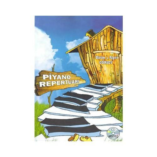 Piyano Repertuarı Birim - Alper Görsev