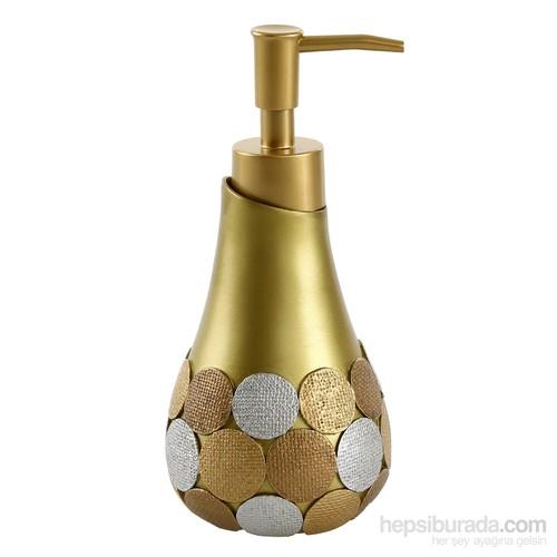 Bosphorus Altın Büyük Puanlı Sıvı Sabunluk