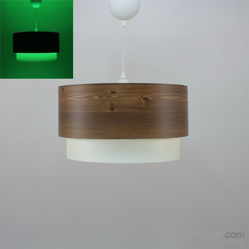 Crea Lighting/Fosforix Sarkıt 40 Cm/Wood/Rustik