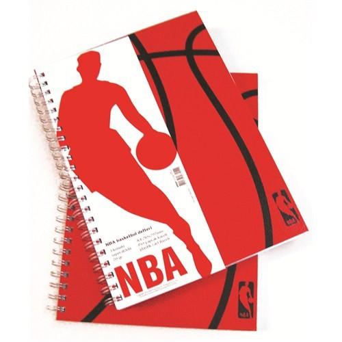 Nba 3 Konulu Basketbol Defteri A4 150 Yaprak Kareli