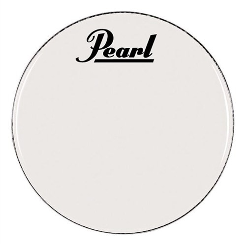 "Pearl Br 1226 Pl 26"" Smooth Whıte Marchıng Bass Head"