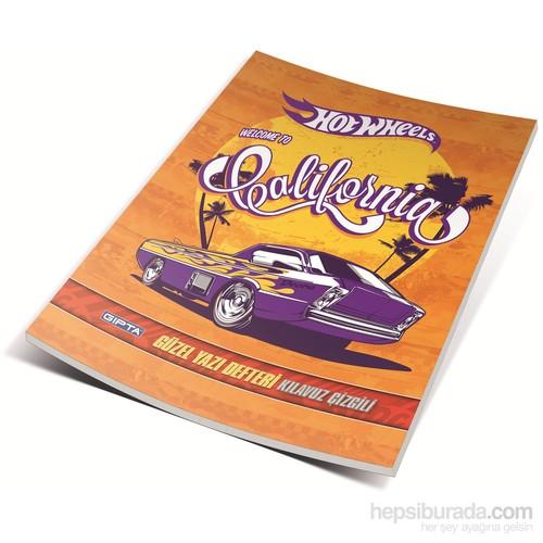 Gıpta 5431 Hot Wheels Güzel Yazı Defteri A5 40 Yaprak