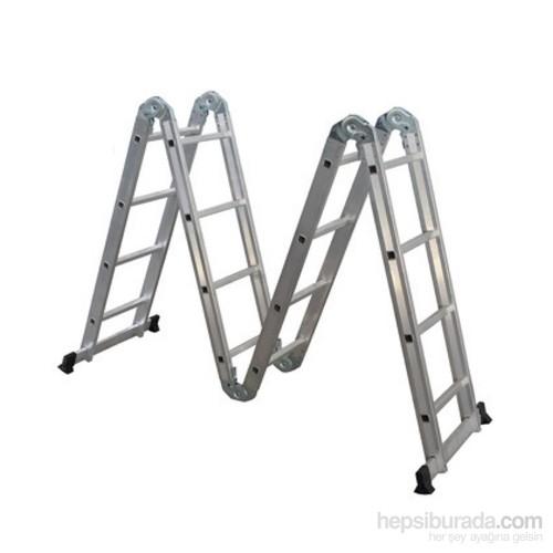 EROL Teknik Akrobat Merdiven Dört Kırılmalı 4.75 Mt