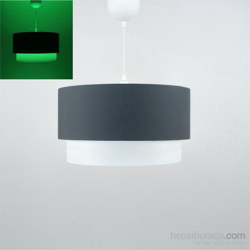 Crea Lighting Fosforix Sarkıt 40 Cm /Cotton/Füme