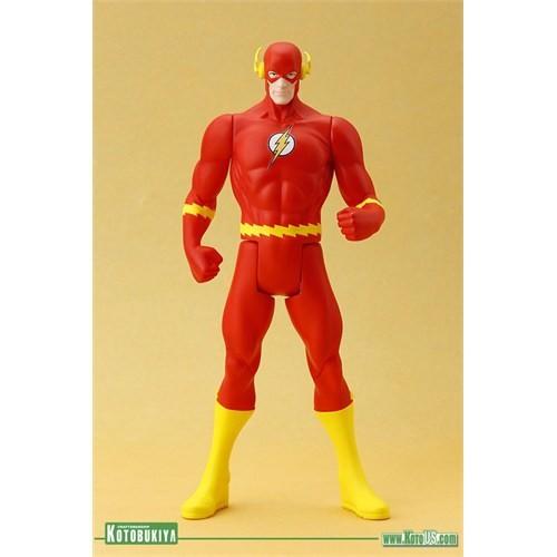 Dc Comics The Flash Classic Costume 1/10 Artfx Statue