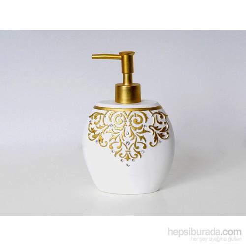 İrya Flossy Beyaz Sıvı Sabunluk