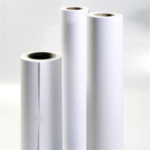Sistem 914X175 Plotter Kağıdı A0 Ebatlarında 1. Hamur 80 Gr Rulo Kağıt