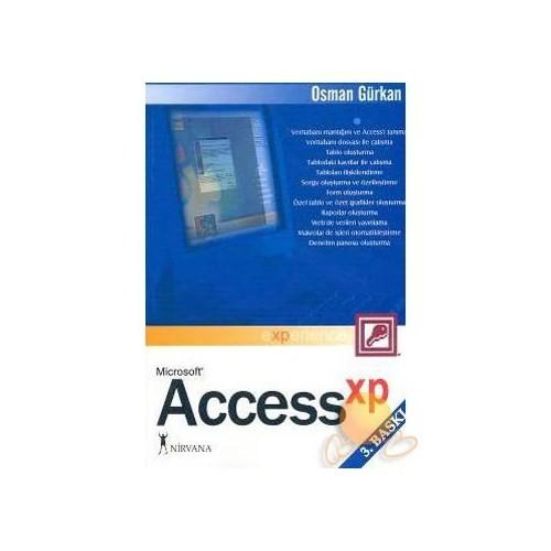 Microsoft Access XP - Osman Gürkan