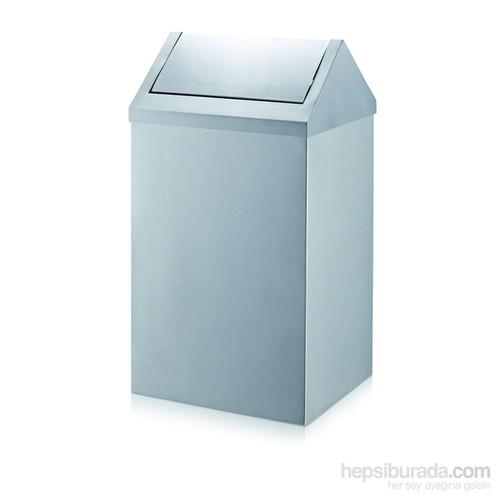 Mena Sallanır Kapaklı Çöp Kovası 430 Kalite 25Lt
