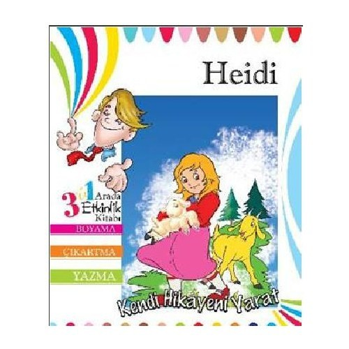 Kendi Hikayeni Yarat: Heidi